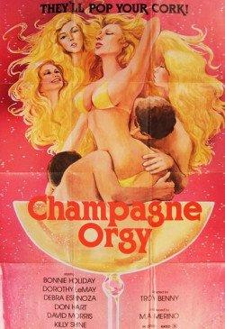 Champagne Orgy